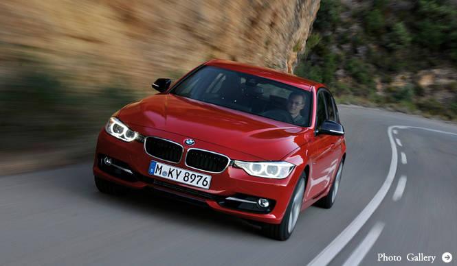 ニューBMW3シリーズが販売開始|BMW