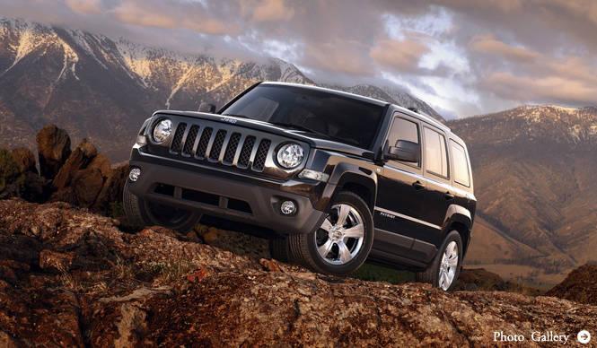 ジープ パトリオット、2012年モデルに2WDを国内初投入|Jeep