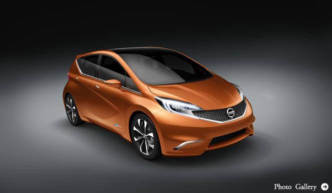 日産、ジュネーブモーターショーの概要を発表|Nissan