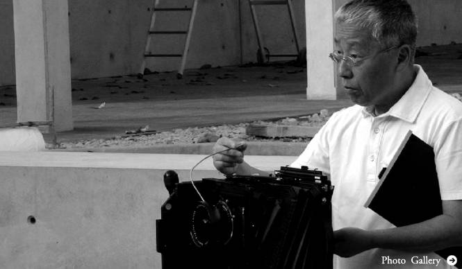 ART|展覧会と映画、ふたつの視点から写真家・現代美術作家 杉本博司に迫る