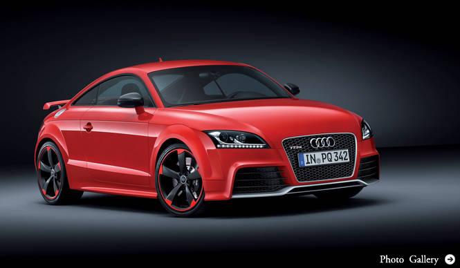 史上最強のTTが登場!|Audi