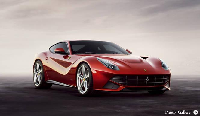最速のフェラーリ「F12ベルリネッタ」発表!|Ferrari