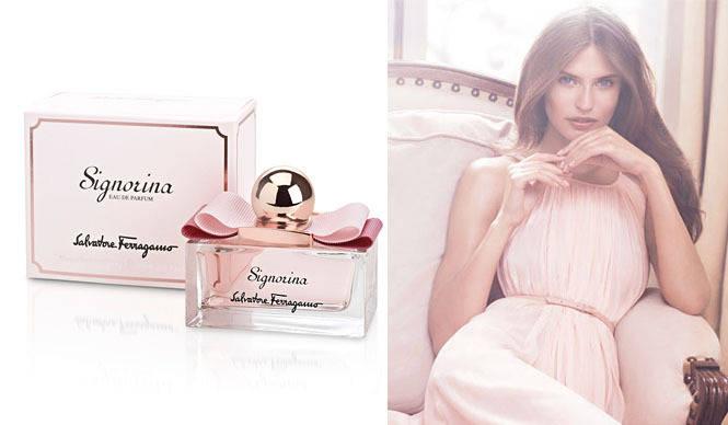 Salvatore Ferragamo|愛すべき女性たちへ「Signorina」という名の香り