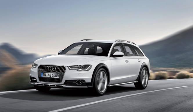 A6オールロード、第3世代に|Audi