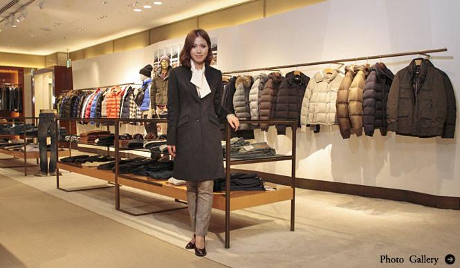 ESTNATION|『エストネーション銀座店』の看板娘、渡邉明美さん