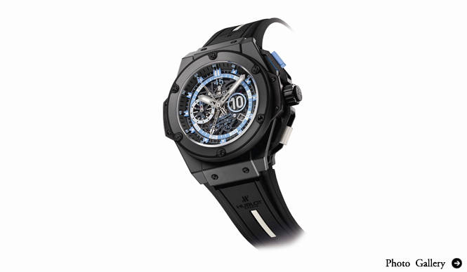 HUBLOT|あのマラドーナとのコラボモデル