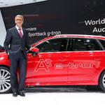 ジュネーブ現地リポート|Audi
