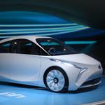 ジュネーブ現地リポート|Toyota