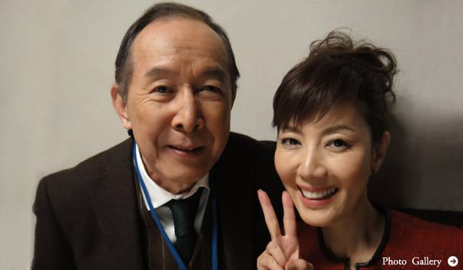 戸田恵子|舞台、ドラマ、そしてボランティアまで 2012年もパワフルにスタート!