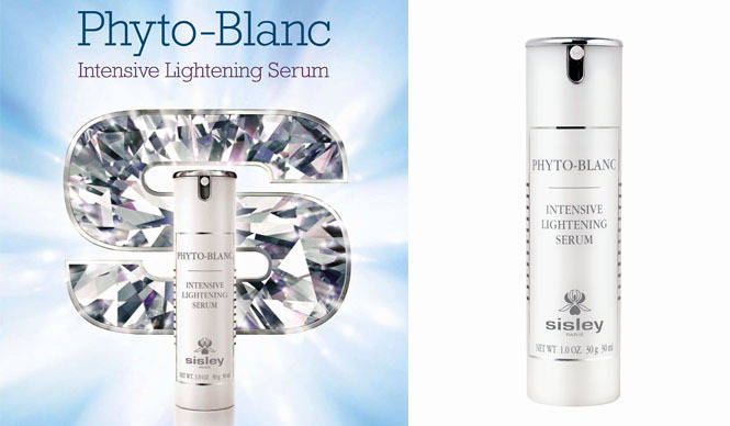 SISLEY|肌に満ちる透明感、美容液「フィトブラン インテンシブ セラム」