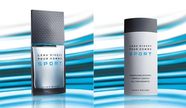 "ISSEY MIYAKE PARFUMS|深呼吸を表現する香り""ロードゥ イッセイ プールオム スポーツ"""