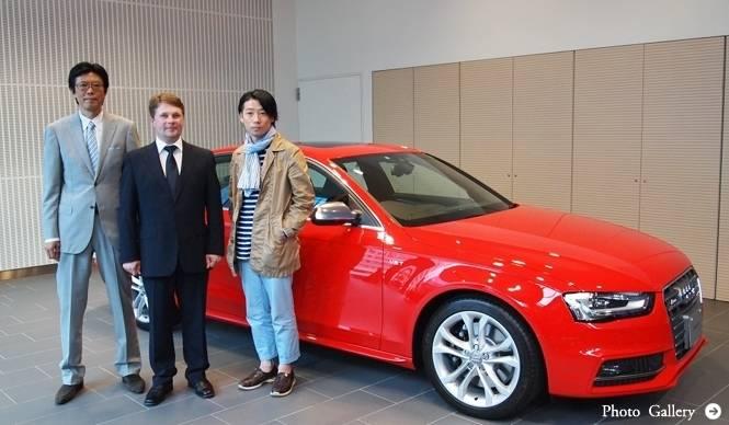 A4 & S4 2012年モデル日本公開|Audi