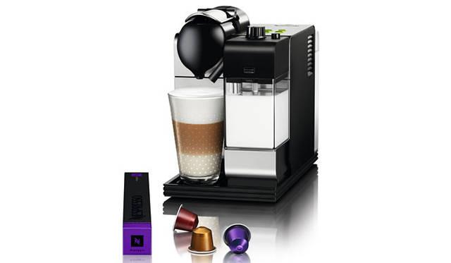 NESPRESSO 本格的なカプチーノが楽しめる新コーヒーメーカー