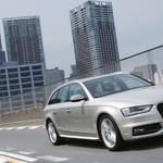 アウディA4に試乗 Audi