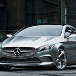 コンセプトスタイルクーペ公開|Mercedes-benz