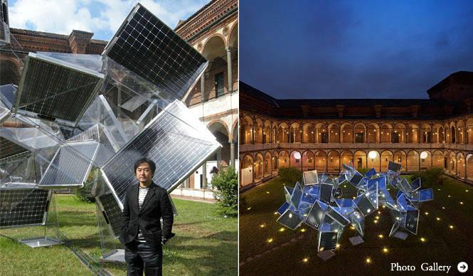 Panasonic|ミラノサローネ「Photosynthesis ― 光合成 ―」現地リポート