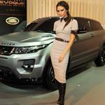 イヴォーク×ヴィクトリア・ベッカム|Range Rover