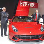 フェラーリのハイブリッドシステム「HY-KERS」を発表|Ferrari