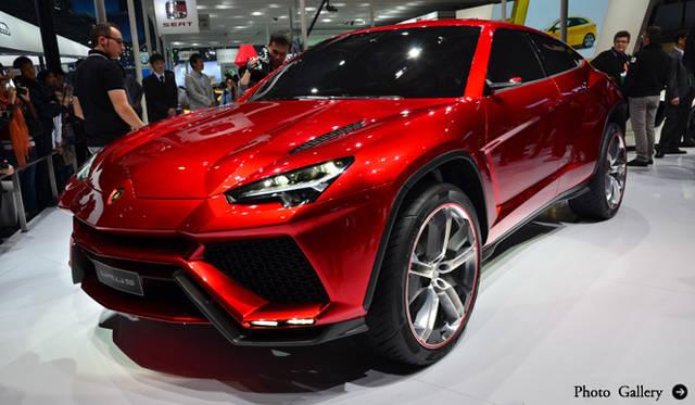 北京現地リポート|Lamborghini