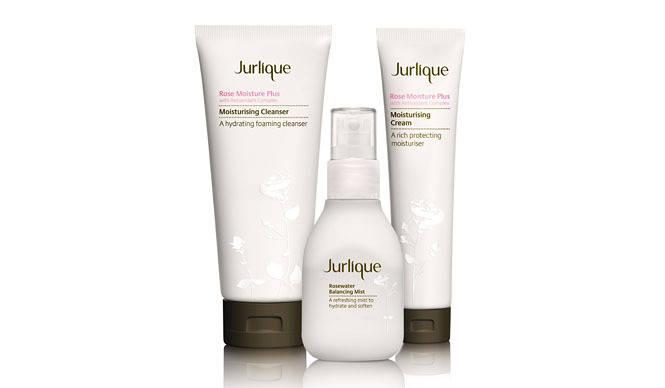 Jurlique|保湿にこだわり抜いた高機能スキンケアシリーズ