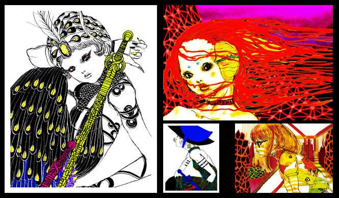 EVENT|小岐須雅之画集『PHENOMENON-フェノメノン-』出版記念展