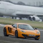 マクラーレンMP4-12Cに試乗|McLaren