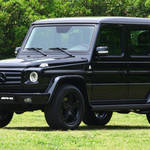G55 AMG longにmastermind JAPANとのコラボレーションモデル|Mecedes-Benz