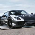 918スパイダー プロトタイプモデル完成|Porsche