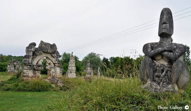 MATSUNAGA Manabu|vol.8 ジャック・セルビエールの庭