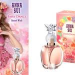 ANNA SUI|妖精が踊る最新フレグランス「アナ スイ シークレット ウィッシュ フェアリー ダンス」