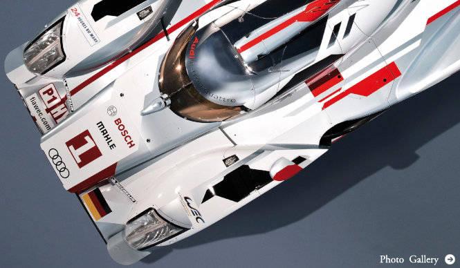 ル・マン24時間レース2012 スペシャルパブリックビューイングにご招待|Audi