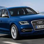 Q5最高のパフォーマンス「SQ5 TDI」登場 Audi