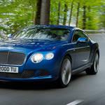 コンチネンタルGTスピード登場|Bentley