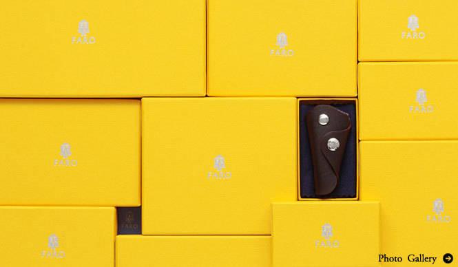 FARO|クリスペルカーフのシリーズが数量限定で誕生