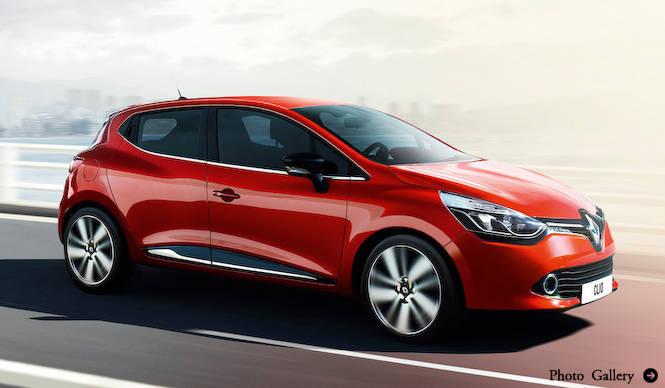 ルノー、新型「ルーテシア」(クリオ)発表|Renault