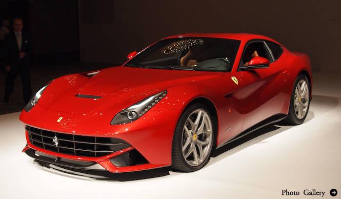 F12ベルリネッタ 日本上陸|Ferrari
