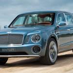 ベントレー、SUVコンセプト「EXP 9F」の動画と画像を公開|Bentley