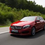 新生Aクラスに早速試乗|Mercedes-Benz