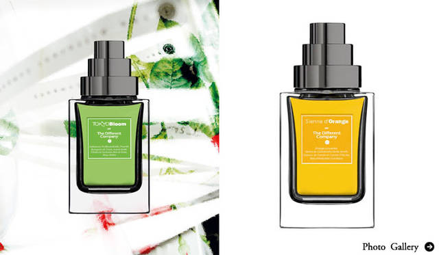 THE DIFFERENT COMPANY|新ジャンルのフレグランス「レスプリ コロン」