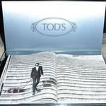 TOD'S|トッズが豪華写真集を発売