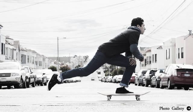 Levi's(R)×NIKE|リーバイス(R)×ナイキ 511スケートボーディング コレクション上陸!