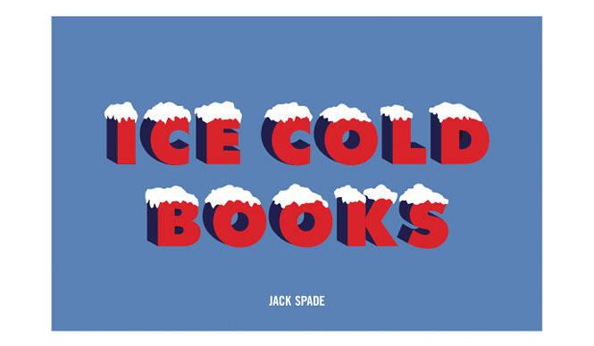 JACK SPADE 神南店で「ICE COLD BOOKS」イベント開催