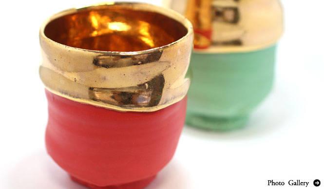 祿 ROKU|注目の若手陶芸家、桑田卓郎展開催