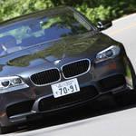 モンスターセダン BMW M5に試乗|BMW