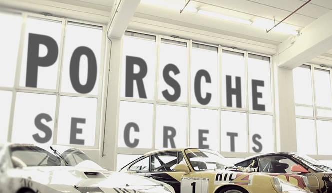 秘密の倉庫に隠された幻のポルシェたち|Porsche