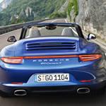 ポルシェ 911カレラ4、カレラ4Sの予約開始|Porsche