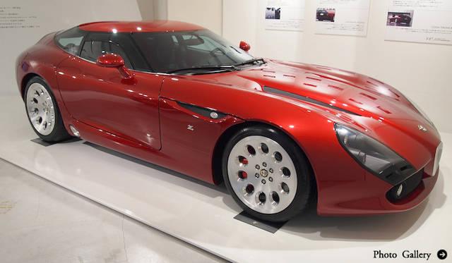 幻のアルファ TZ3ストラダーレが日本公開|Alfa Romeo