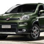 フィアット「パンダ4x4」をパリモーターショーで公開|Fiat