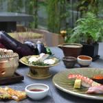 EAT|グランド ハイアット 東京|「和テラス」でラグジュアリーな秋の夕涼み