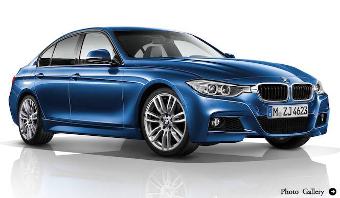 320iと328iにMスポーツを追加|BMW